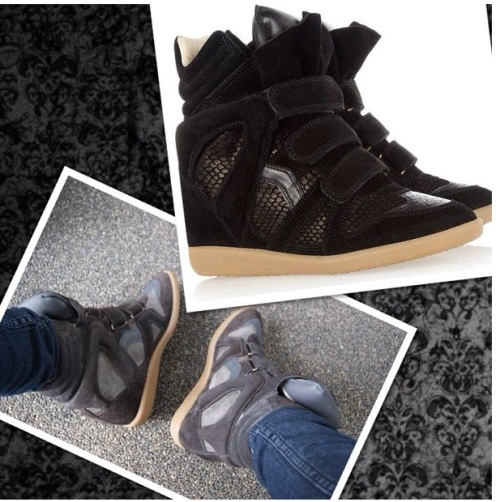 Fashion Ave is Watching: Isabel Marant sneakers