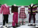 Kids Styling on Mannequin